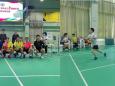 我院在青岛市卫生健康系统第三届职工羽毛球比赛中再获佳绩